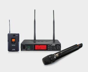 JTS Just True Sound 8011DB Wireless Microphone