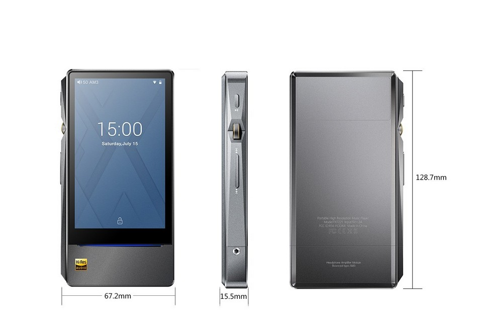 Fiio X7 Mkii Digital Audio Player