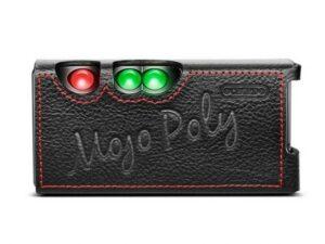 Chord Mojo & Poly Leather Case
