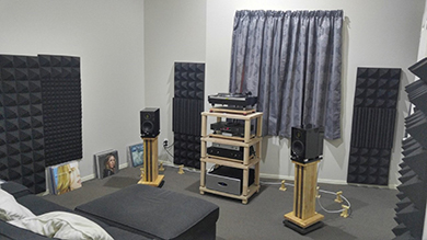 For our 'neglected' stereophile readers