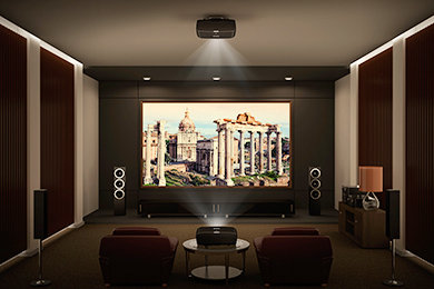 A high-end home theatre for the average Joe