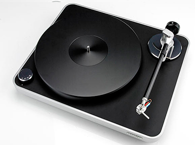 Turntable set-up for beginners