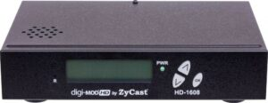Digi-Mod HD-1608 SINGLE INPUT MPEG-4 (H.264) HD DIGITAL MODULATOR