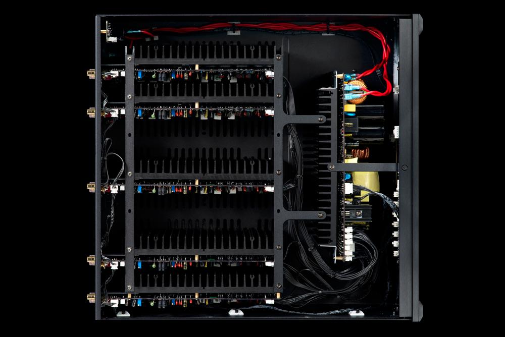 Emotiva XPA-5 Gen3 Modular Amplifier System -5 Channel
