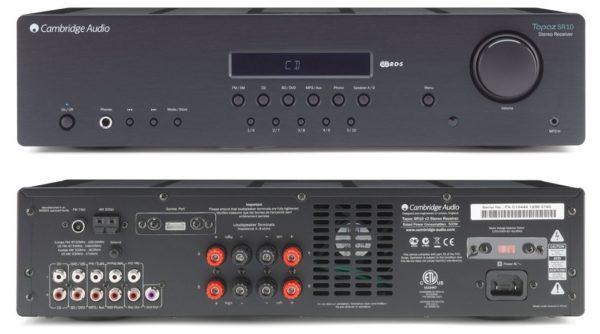 Cambridge Audio Topaz SR10 Stereo Receiver