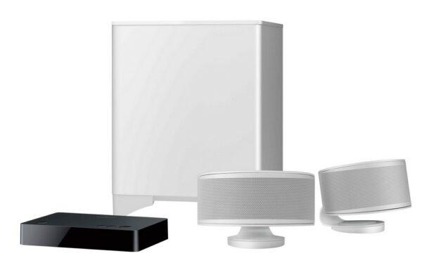 Onkyo 2.1 Channel Speaker System