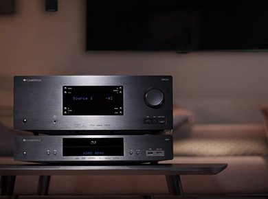 A chaotic music library? Enter the audio network player.