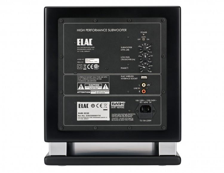 Elac Cinema 30