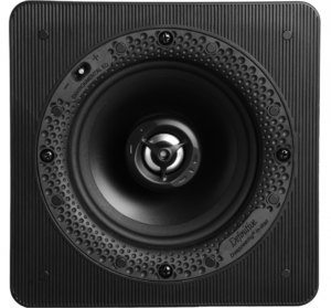 "Definitive Technology Disappearing Series 5.5"" Square In-Wall Speaker"