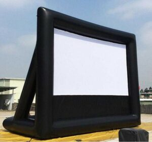 "Rapallo Air Screen 270"" Outdoor Screen"