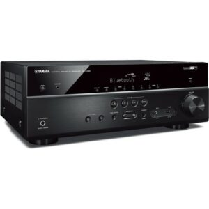Yamaha RX-V485 5.1-Channel MusicCast A/V Receiver