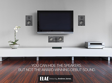 A word on in-wall and in-ceiling speakers