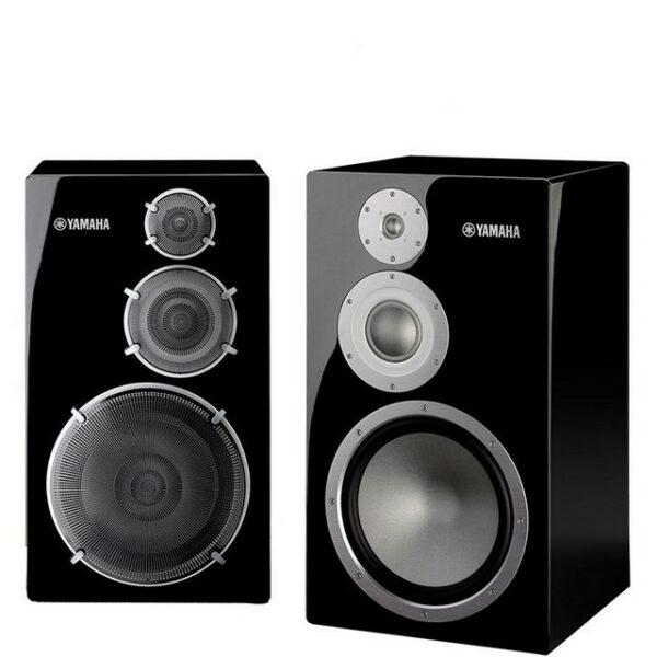 Yamaha NS-5000 Flagship 3-Way Bookshelf Speaker & Stands-18300
