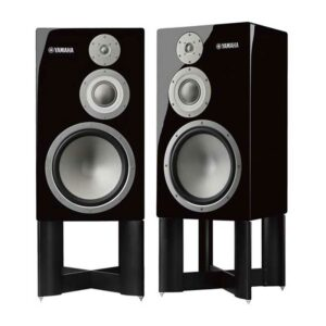 Rapallo | Yamaha NS-5000 Flagship 3-Way Bookshelf Speaker & Stands