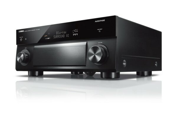 Yamaha Aventage RX-A1080 7.2-Channel AV Receiver with MusicCast