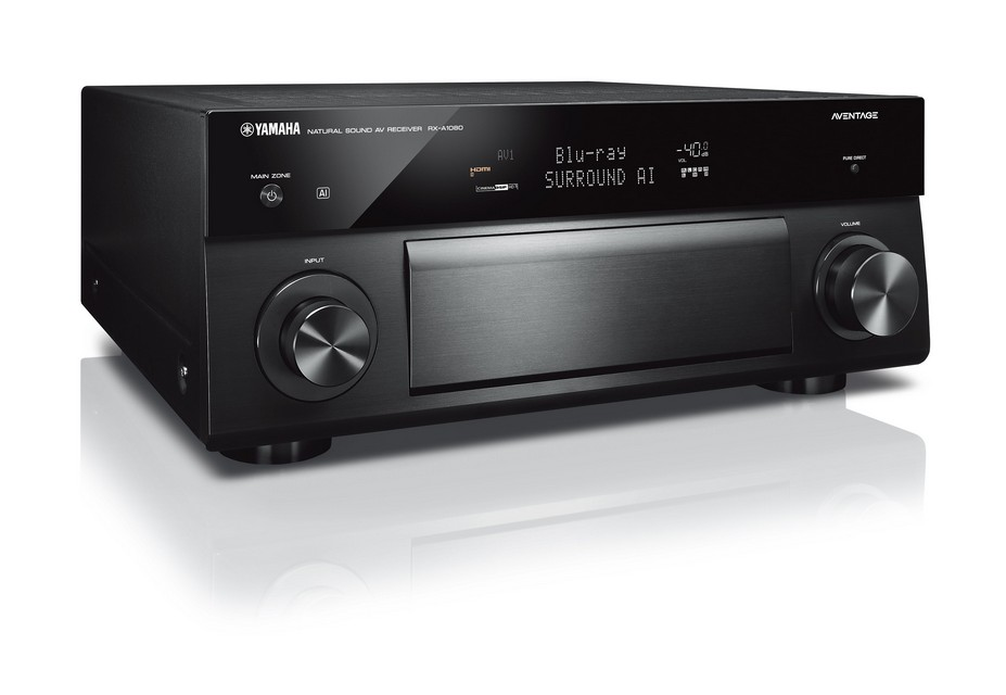 Yamaha Aventage RX-A1080 7 2 AV Receiver with MusicCast