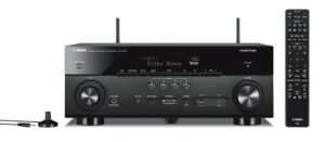 Yamaha Aventage 7.2-Channel AV Receiver with MusicCast