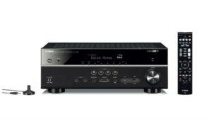 Yamaha RX-V585 7.2-Channel MusicCast AV Receiver