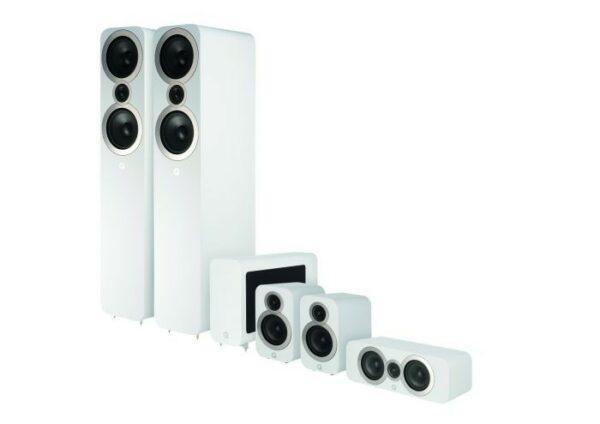 Q Acoustics 3050i Cinema Pack 5.1