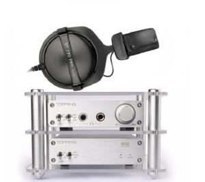 Topping A30/D30 Amplifier Dac & Beyerdynamic DT770 Pro 32Ohm Headphones