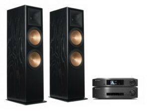 Klipsch RF-7 III and Cambridge Audio Combo
