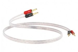 QED Performance Ruby Anniversary 8m Speaker Cable