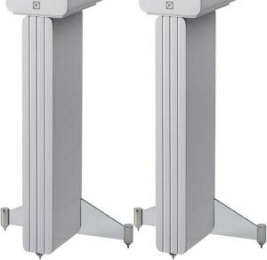 Q Acoustics Concept 20 Speaker Stands White
