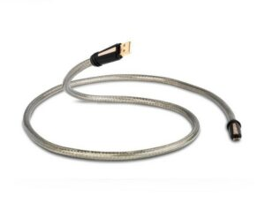 QED Reference USB A-B Micro 2m Cable
