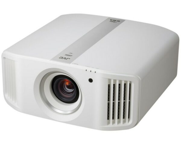 JVC DLA-N5W Native 4K D-ILA Projector WHITE