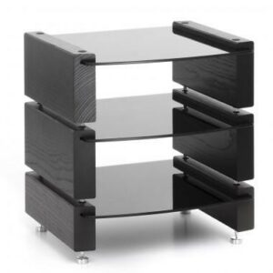 Custom Design Milan 6 HiFi 3 Tier Rack