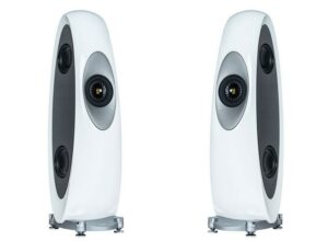 Elac Concentro M Floorstanding Speakers
