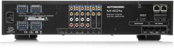 Autonomic M-401E