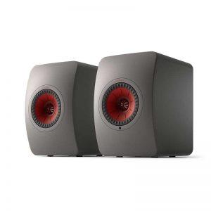 Rapallo | KEF LS50 Wireless II Bookshelf Speakers