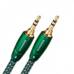 AudioQuest Evergreen 3.5mm - 3.5mm cable - 3M