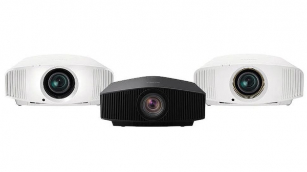 Let us introduce: the new Sony projectors