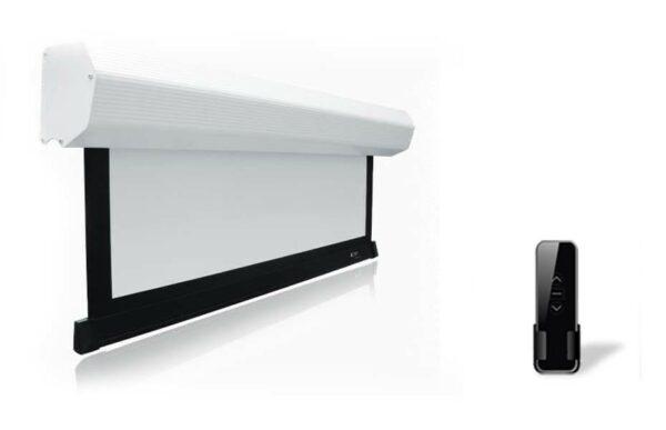 140 inch Indigo Electric 16:9 Motorised Screen