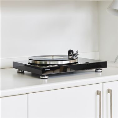 The casual enjoyment of a turntable