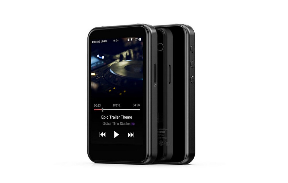 FiiO M6 High Resolution Lossless Music Player