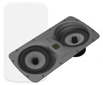 Goldenear Invisa MPX in wall speaker