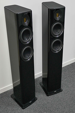 Meet the ELAC Vela speakers