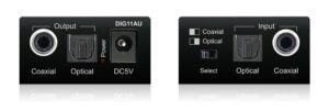 Blustream DIG11AU Digital Audio Converter