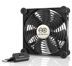 AC Infinity Multifan S4 Quiet USB Cooling Fan
