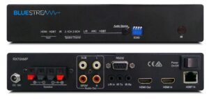 Blustream HEX70AMP-KIT HDBaseT Extender set with Integrated Amp