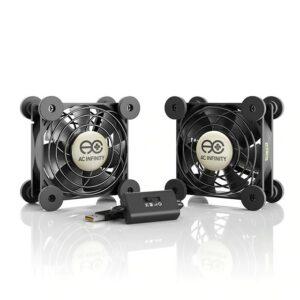 AC Infinity Multifan S5 Quiet USB Cooling Fan