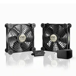 AC Infinity Multifan S7-P Quiet AC-Powered Cooling Fan
