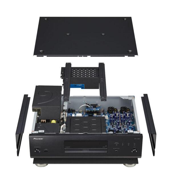 Pioneer UDP-LX800 UHD Blu-ray Player - Hardware Modified Region Free