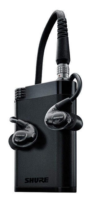 Shure KSE1200 Analog Electrostatic Amplifier Earphone System