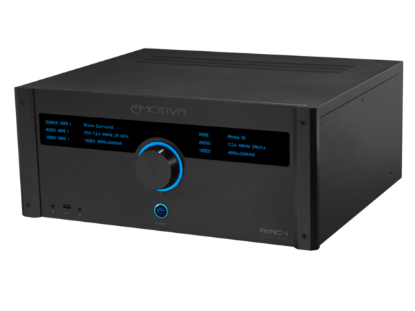 Emotiva RMC-1 16 Channel Dolby Atmos & DTS:X Cinema Processor