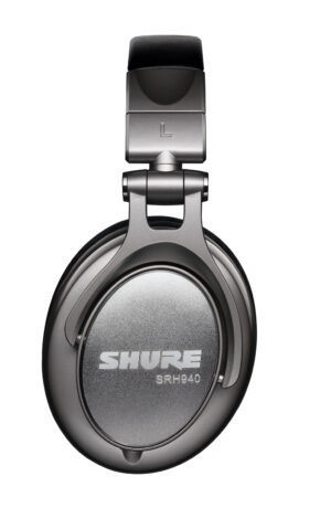 Shure SRH940 Professional Reference Headphones