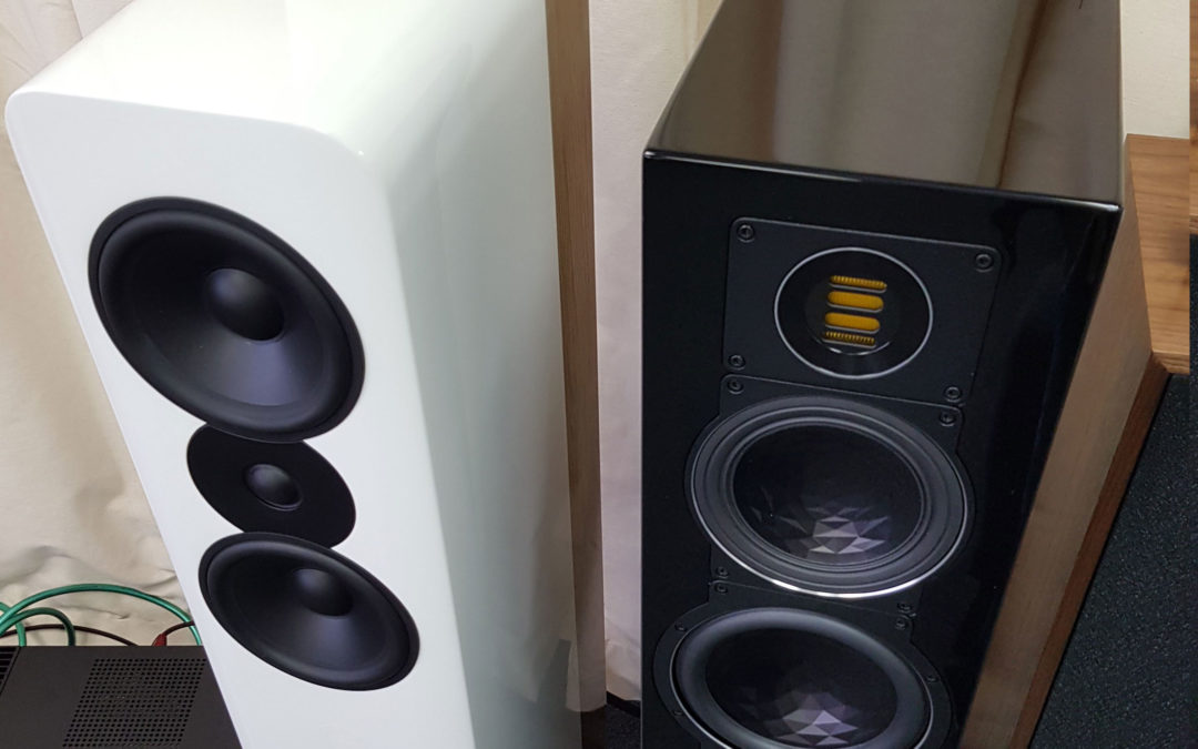 Speaker grilles on or off?